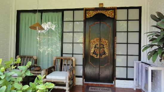 Puri Kelapa Garden Cottages: Our room