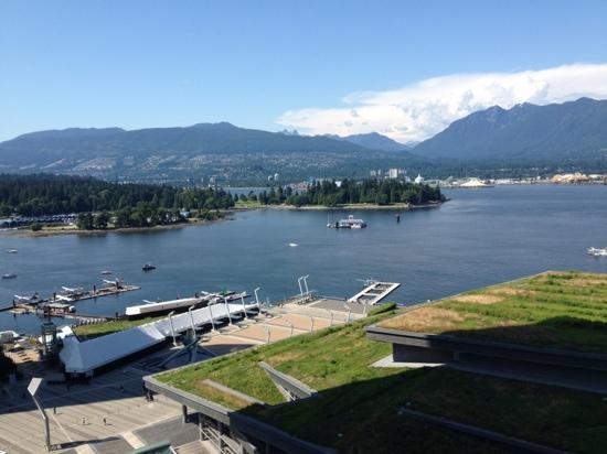 Fairmont Pacific Rim: view