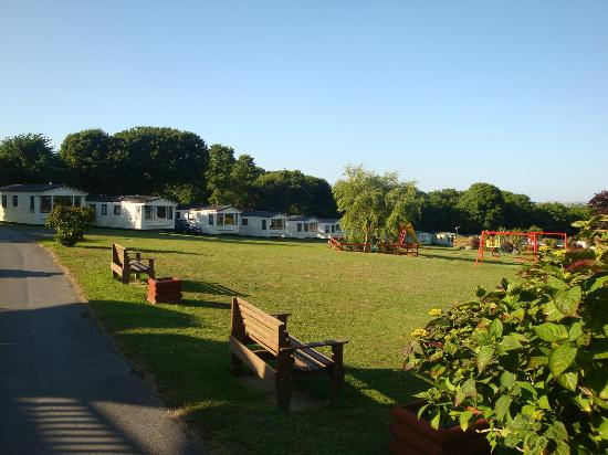 Trevella Holiday Park: view of the holiday park