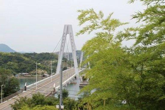 上島町, 愛媛県, 弓削大橋