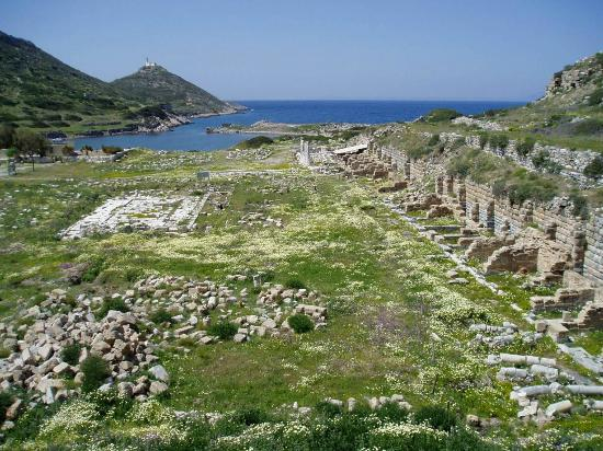 Springtime at Knidos