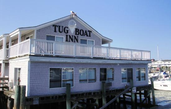 ‪‪Tugboat Inn‬: Hotel