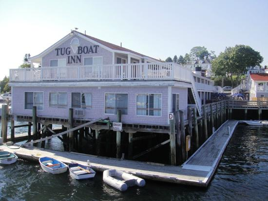 Tugboat Inn: Hotel