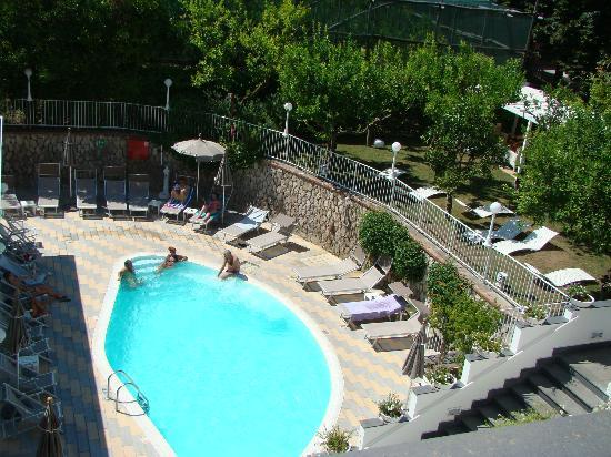Hotel Capri: pool