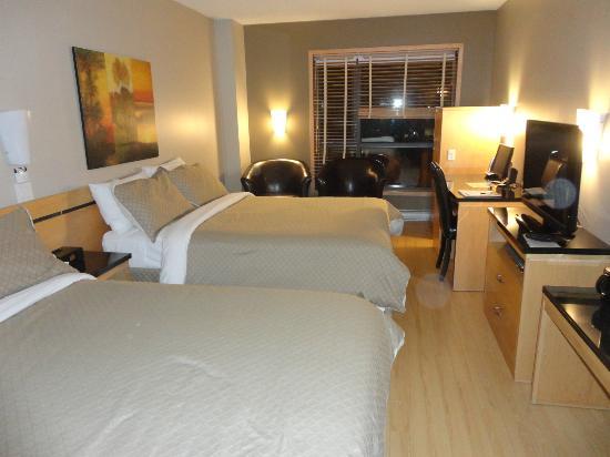 Hotel Suite Le Dauphin Quebec