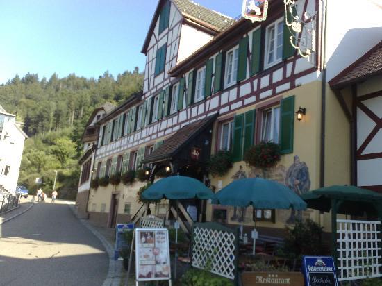 Hotel zum weyßen Rößle: pulito, accogliente e confortevole!!!!
