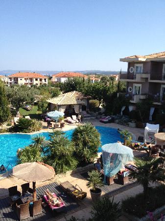 Achtis Hotel: vista dell' hotel