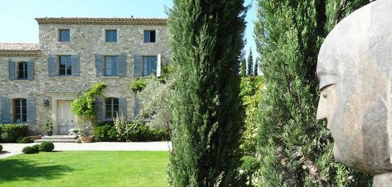 Une Bastide en Provence : Maison d'hôtes de charme Bastide en Provence