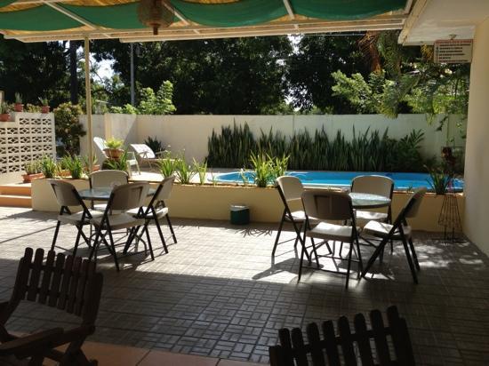 Hotel Playa Bonita: Restaurante