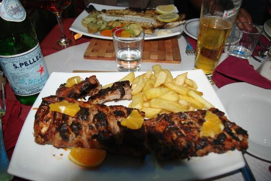 Restaurant A Rede