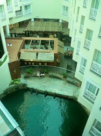 Hotel Lower Lobby Picture Of Renaissance Aruba Resort