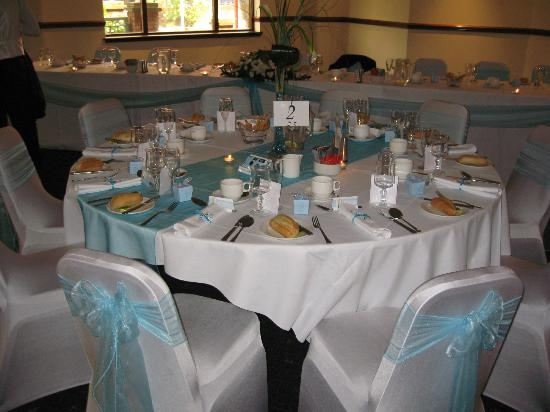 Park Inn by Radisson Cardiff City Centre: wedding reception