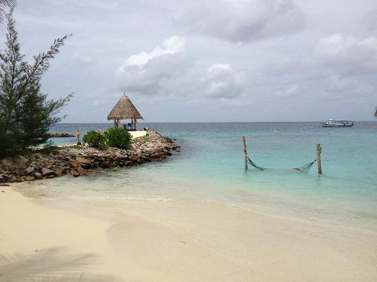 Vivanta by Taj Coral Reef Maldives: Aussichtspunkt
