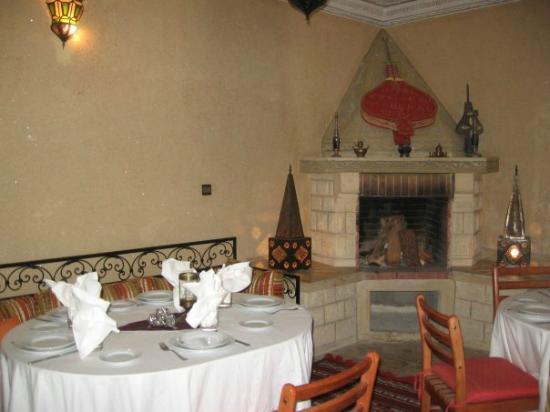 Hotel Etoil Du Toubkal : Restaurant