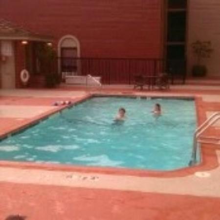 Holiday Inn San Francisco Fishermans Wharf: ok pool