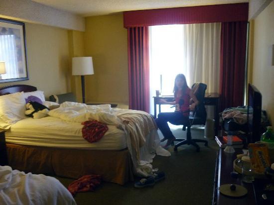 Holiday Inn San Francisco Fishermans Wharf: nice big rooms