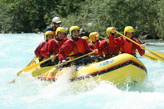 Soca Rafting : Soča rafting - rafting