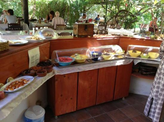 Myland Nature Hotel: Breakfast buffet