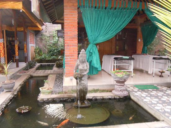 Hotel Angsoka: Massages were particularly good