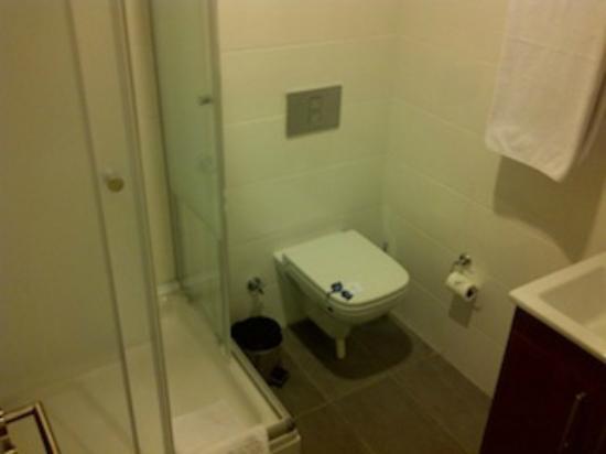 Comfort Suite Taksim: Bathroom