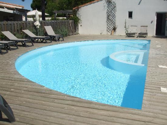 La Villa Passagere Hotel : piscine