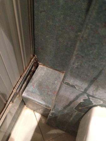 Hotel Ristorante Vecchia Maremma: scorcio tra doccia e bidet