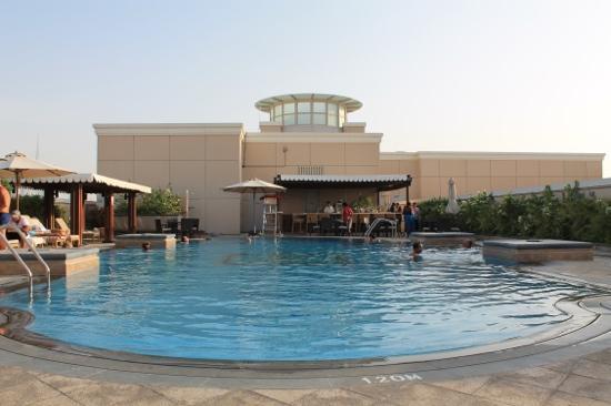 Rooftop Pool Picture Of Ramada Jumeirah Dubai Tripadvisor