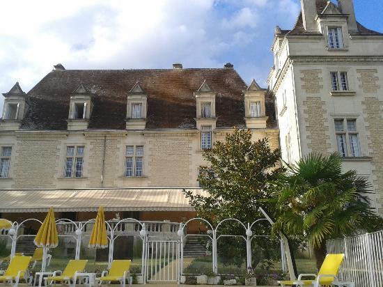 """Chateau de Monrecour: Hôtel """"Chateau"""""""
