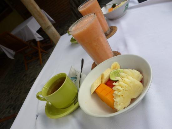 Tegal Sari: colazione