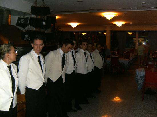 Hotel Ambassador: Francescos Team