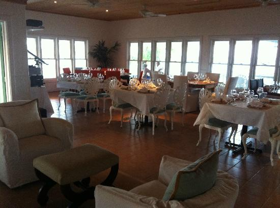 Exuma Yacht Club: EYC Restaurant