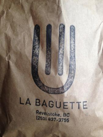 La Baguette: logo
