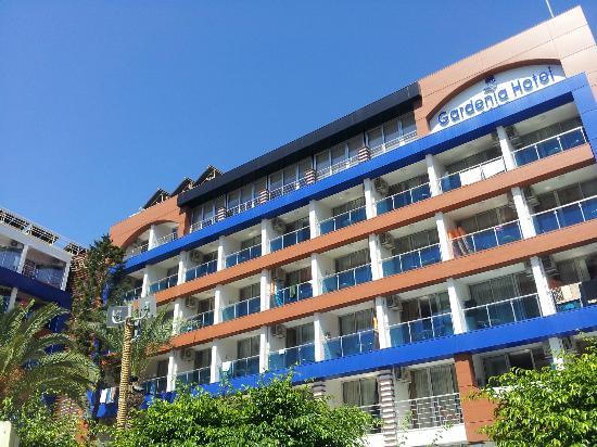 Hotel Gardenia Alanya Bewertung