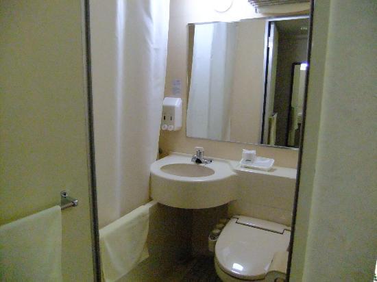 Shii sar Inn Naha: バスルーム コンパクト