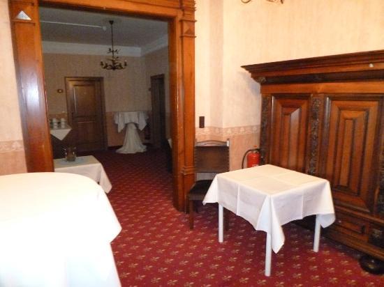 Hotel Burg Staufenberg: Der Flur in 1. OG