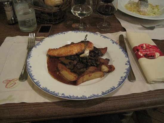 Chez Clement : A meal