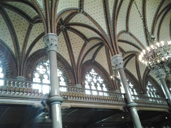 Allehelgens kirke i Lund (indenfor)
