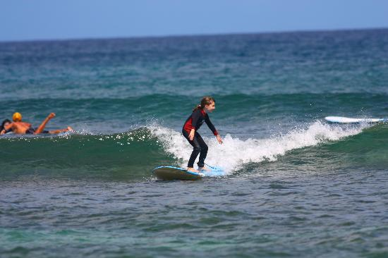 haleiwa girls North shore oahu major attractions, activities, farmers' markets, lessons, tours and services.