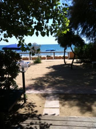 Hotel Acquasanta: dalla camera