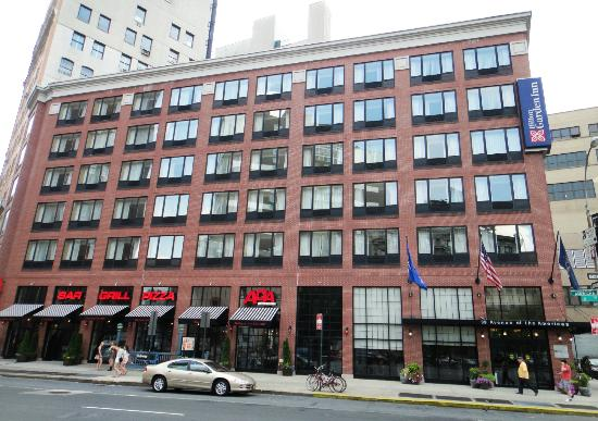 ฮิลตั้น การ์เด้น อินน์ นิวยอร์ค ซิตี้ ไตรเบก้า: Hotel exterior