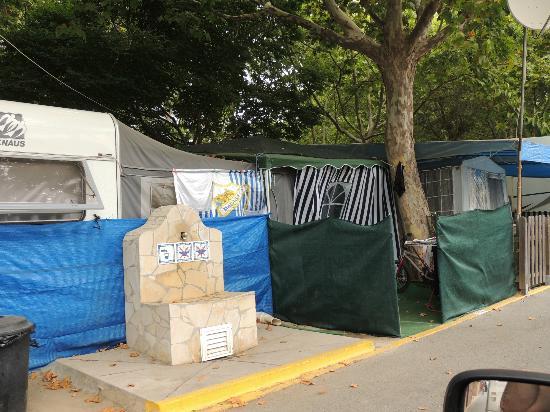 Camping Marbella Playa: allée 4