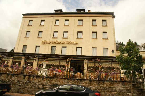 Grand Hotel de Vianden : Hotel