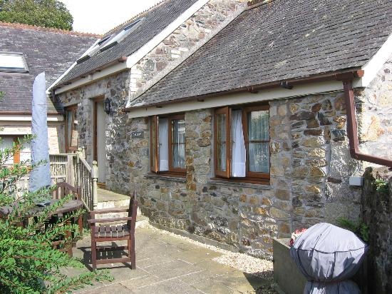 Tregongeeves Farm Cottages: Gallery Cottage