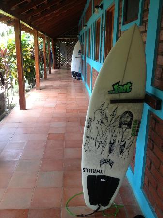 Club Surf Popoyo: Rooms