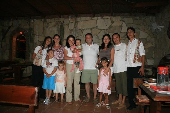 Labranda Ephesus Princess: with Turkish A La Carte staff sept 2008