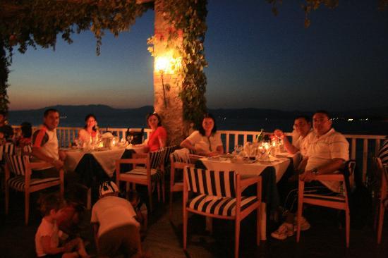 Ephesus Princess: Mediteranean A La Carte -sept 2008