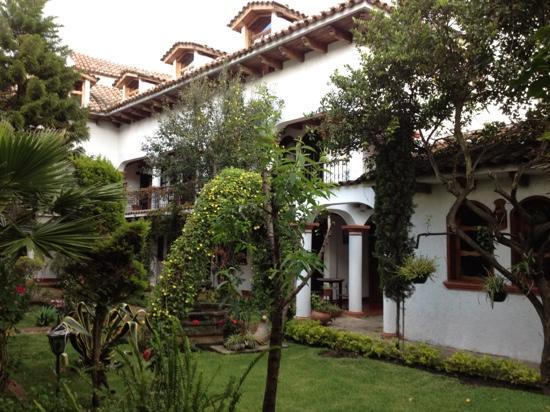 Hotel Jovel: hotel Posada Jovel, San Cristobal de las Casas, Chiapas