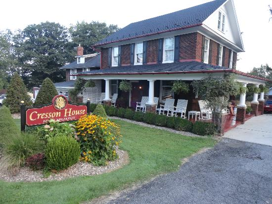Cresson House Bed & Breakfast: Overall