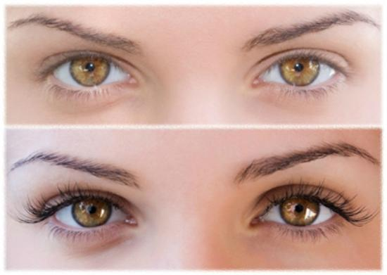 Blush A Day Spa: luscious lash extension
