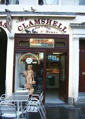 The Clamshell